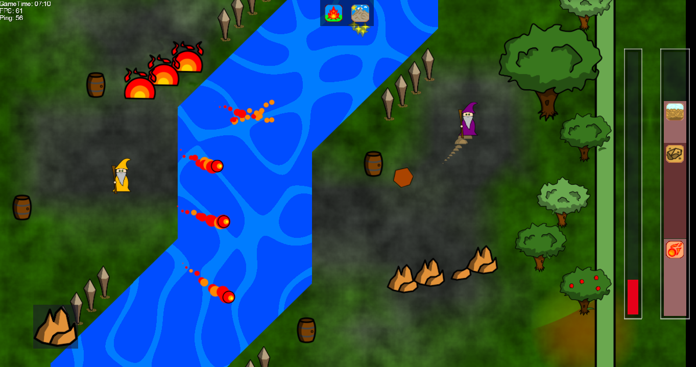 Screenshot River